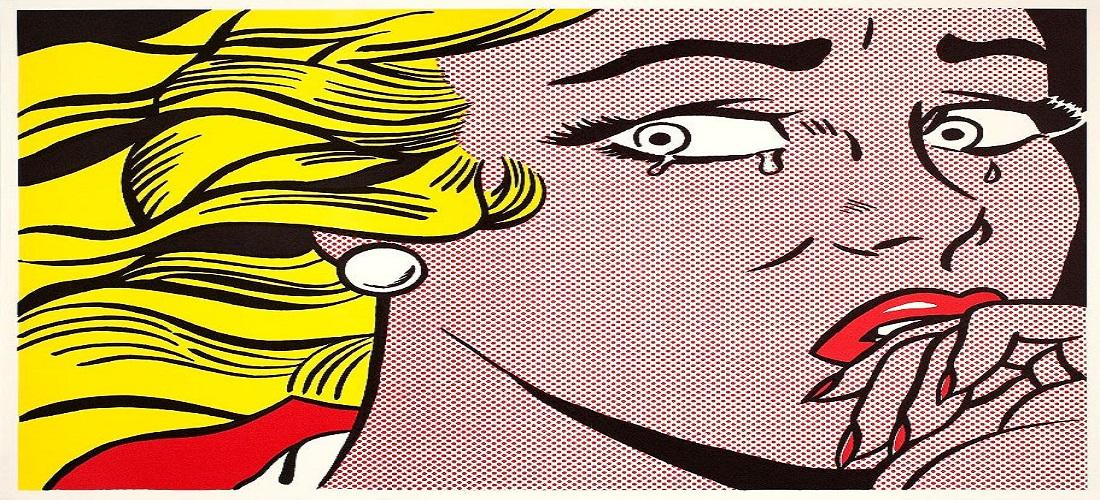 Roy lichtenstein and american pop art albergo delle notarie - Pop art roy lichtenstein obras ...